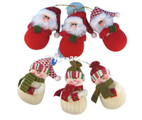 Wholesale 2013 Latest Santa Christmas ornaments christmas items gifts SHB013