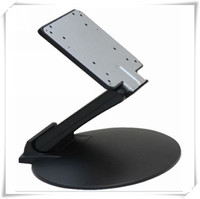 Wholesale Adjustable folding LCD TV Stand metal monitor stand with VESA RG DZ03B