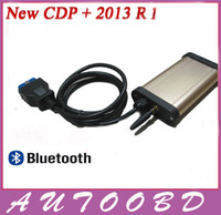 Code Reader For Benz tcs cdp Hot! New version 2013.R1 without oki Chip TCS cdp pro plus Diagnostic tools for cars&trucks with BLUETOOTH - DHL free shipping