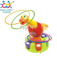Wholesale Christmas gift R Plastic Toy Funning Duck Educational Toys Children s Good Gift