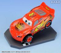 Wholesale Kaiyodo Revoltech Pixar Cars Lightining McQueen Action Figure toy