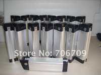 48V 10Ah Rechargeable 48V 48V 10AH electric bike battery lithium battery power battery,Aluminum housing,with charger