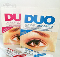 Wholesale New Arrivals DUO Eyelash Glue From Chinese Black False Eyelashes Adhesives Water Proof g Dark Tone Cosmetics
