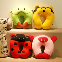Wholesale ostrich pillowCartoon Lazy particles with high grade U Neck Pillow nap pillow car pillow rely on dual officenursing pillow