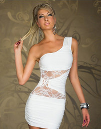 Wholesale 3 Hot sales Lady sleeveless Lace Hollow Design Sexy Lingerie Women s Sexy Dress Clubwear Dress With G string Sexy Costumes