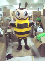 Unisex bee fancy dress costumes - mascot costume for adults christmas Halloween Outfit Fancy Dress Suit Drop Shipping BEE