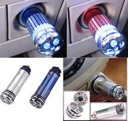 Wholesale Best price V Mini Auto Car Fresh Air Ionic Purifier Oxygen Bar Ozone Ionizer Cleaner