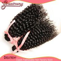 Hair Weft Weave 100% Malaysian Unprocessed Virgin Human Hair...