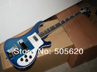 Wholesale Most Popular In USA Newest Factory Direct RIC String s Electric Bass Guitar Midnight Blue The Beatles