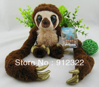 5-7 Years baby monkeys sale - Hot sales Belt Monkey Plush Toy THE CROODS Baby Kids Toy Gift