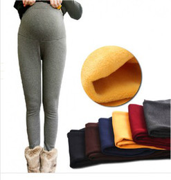 Wholesale 6 colors Ingrid Isabel Belly Leggings Tights Maternity Pants Pregnant Pregnancy Woman JY2