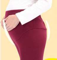 Winter leggings pregnant - 6 colors Ingrid Isabel Belly Leggings Tights Maternity Pants Pregnant Pregnancy Woman JY2 EMS free