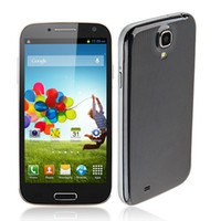 Wholesale Best Xmas Gift I9500 S4 Smart Phone with Android MTK6589 Quad Core Ghz GB GB Inch Screen MP Camera HaiPai A9500
