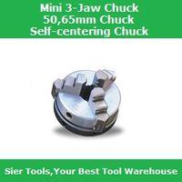 Wholesale Mini Jaw Chuck mm mm self centering Chuck Suit for mini DIY Lathe