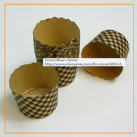 Wholesale paper cupcake cases cup cake cases box
