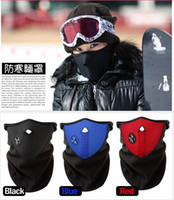 Wholesale Hot Sale Fashion Outdoor riding wind and warm mask ski care face mask WG CS Game mask freeshipping