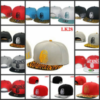Wholesale Last King Hats snapback hats Top Design Newest sports caps men Adjustable Ball Caps New snapback caps mix order