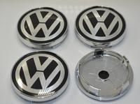 badge centre - Hot Sale mm Alloy Wheel Centre Cap Caps Car Badge Emblem Emblems for VW Volkswagen