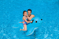 Wholesale inflatable Seal Ride Inflatable Kids Pool Water Beach Toy