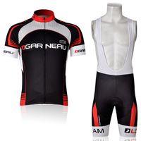 achat en gros de xl 2xl 3xl 4xl-2016 Team manches courtes hommes cyclisme maillot et cyclisme bib court ensemble 100% Polyester Quick-Dry vélo vélo Jerseys Sportswear Ropa Ciclismo