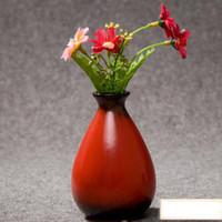 vase ceramic - Ancient artifact ceramic floret bottle colored glaze vase ceramic vase fm083