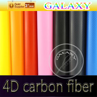 Wholesale New Arrival Car Sticker Sell With Free Gift x3000cm D Carbon Fiber Vinyl Sheet With Air Free Bubbles For Car Exterior Sticker By Fedex