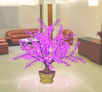 Cheap Wholesale-Modern 1080 LED Lights Decorative Simulated Bonsai Tree Christmas Tree Christmas ornaments
