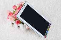 7 inch phablet - 10pcs Inch Phablet P1000 MTK6515 Tablet PC Android Dual SIM Card G GSM Monster Phone Bluetooth