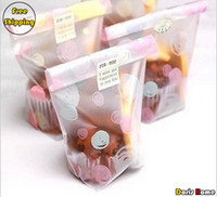 Wholesale plastic bubble biscuit cupcake packing bags