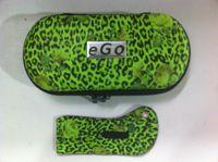 Electronic Cigarette Bag For E-Cigarette  E cigarette carry case ego bag pu leather case carry case pu bags portect ego-w ego-t ego-c fashion flower ego bag for ego ego ce4 by DHL