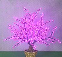 Cheap Wholesale-Modern 1080 LED Lights Decorative Simulated Bonsai Tree Christmas ornaments Christmas Tree