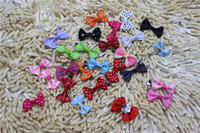 Wholesale Dog headdress Korean wool bow Pet Products Pet Accessories animal accessories Pet headdress Pet hair clips