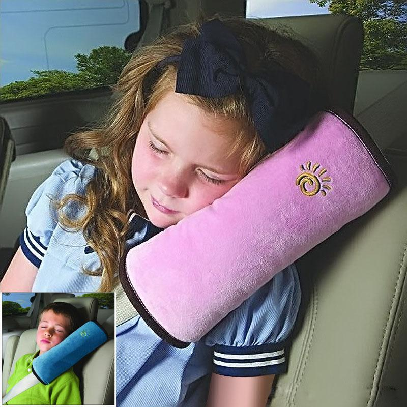 Подушка в машину ребенку своими руками 51