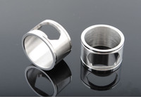 Unisex band bottle openers - Surgical Steel Bottle Opener Ring Mixed Sizes Fashion Jewelry One of Each Size of