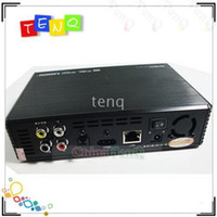 Wholesale GK HD110 Full P HD Media player Network WIFI DTS Net Radio youtube Internet video