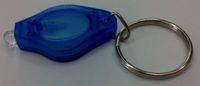 Wholesale ZH Mini white light mcd LED Flashlight Keychain Torch Gift Toys