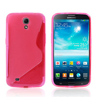 Cheap Free Shipping Good Quality S Line Wave Soft TPU Gel Case Cover For Samsung Galaxy Mega 6.3 i9200