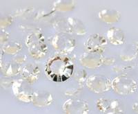 bargain diamonds - On Sale Bargain Off price Merchandise Mixed Cut Clear Faux Acrylic Diamond Confetti Wedding Party Decor Wedding Favor Decoration Supplies