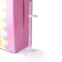 Wholesale Barbie Doll Stand Mannequin Model Display Holder W8609 ORIGINAL BRAND the lowest pcice