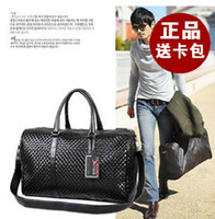 Wholesale Hot Sale New Weaving bag business bag travel bag joker handbags luggage travel bag for men men s bags