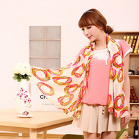 Wholesale 2013 new scarvesB796 new winter scarf female shawl scarf air conditioning circle chiffon scarf Nest