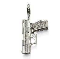 Cheap Charms Gun Charms Best Traditional Charm Animals Metal Gun Charms
