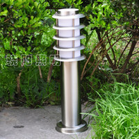 Wholesale Stainless steel fitting outdoor garden lights balcony gazebo led modern brief