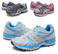 Wholesale Fast Shipping Women s Salomon GEL KAYANO Running Shoes Women Sport shoes Sneakers EUR36 Fatcory Price