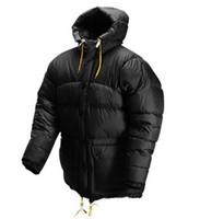Wholesale Hot brand Men dunk down jacket arctic fox men coats Canada Parkas Sweden flag Norway Hoodies Palmeiras overcoat