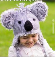 Boy baby bear hat knitting pattern - Bear Hat Crochet PDF Pattern Baby toddler child owl hat Knitting Wool Children Hat Animal prints Hat