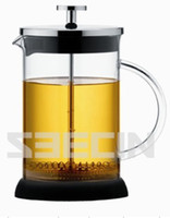 Wholesale Xinxin teapot french press coffee pot pressure pot method tea device coffee pot fashion tea maker