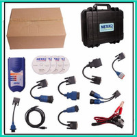 Nexiq USB Link NEXIQ 125032 With All Adapters For Diesel Tru...