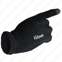 Wholesale A2 Unisex Gloves Soft Cotton Gloves For Capacitive Touch Screen Mobile Phones Ipads