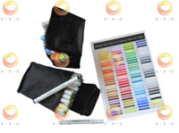 Plastic alcohol school - Color Finecolour Sketch Twin Marker set and two gift bags round barrel alcohol based half cheaper than Copic Ciao hot